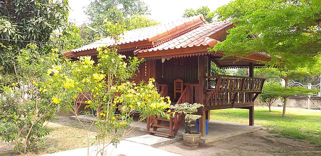 Bungalow in Thailand